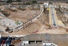 Sandra Gómez defensa que el soterrament de les vies del Parc Central és competència de Foment