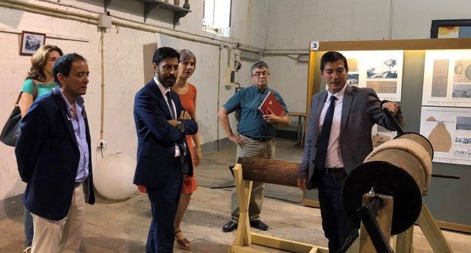 Foment estudia la inclusió de la rehabilitació del Pati de les Sitges de Burjassot en els pressupostos de 2019