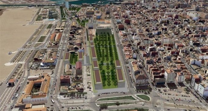 Així serà el nou pla del Cabanyal: sis aparcaments, zones verdes i més habitatges VPP