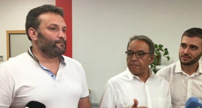 PSPV, Compromís i Podem ixen satisfets després de la reunió del Botànic i tornen a citar-se a l'octubre