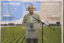 L'horta valenciana, candidata a Patrimoni Agrícola Mundial de la FAO