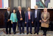 Ribó rep a la delegació d'ambaixador d'ASEAN