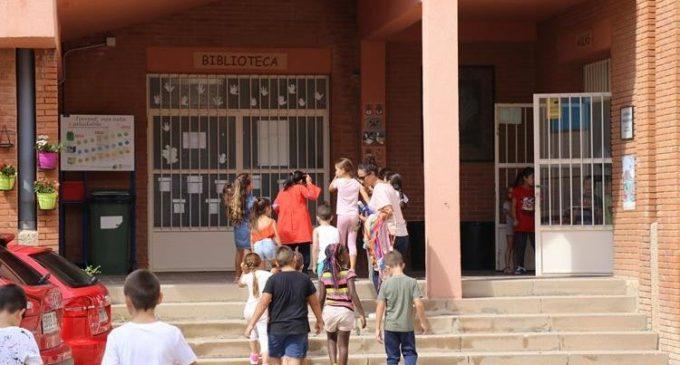 16.000 alumnes comencen el curs escolar en els centres docents de Torrent