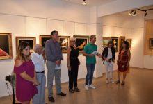 La pintora Mercedes Simón exposa a Sedaví