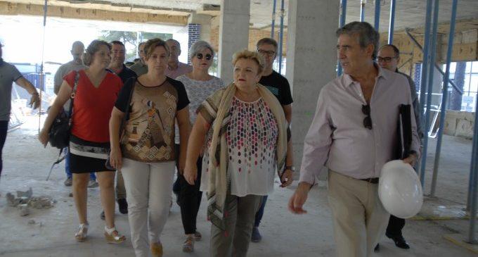 Sueca ultima la residència i el centre de dia amb 80 noves places d'atenció a persones amb discapacitat