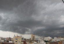 Pluges, tempestats i granissol afectaran la Comunitat Valenciana des de dissabte