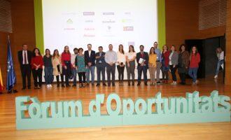 850 estudiants participen en la tercera edició del Fòrum d'Oportunitats de la Formació Professional valenciana