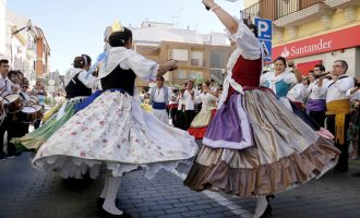 El Ayuntamiento de Puçol presenta la programación de actos para el 9 de Octubre
