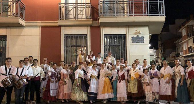 Rafelbunyol viu intensament la commemoració del 9 d'Octubre