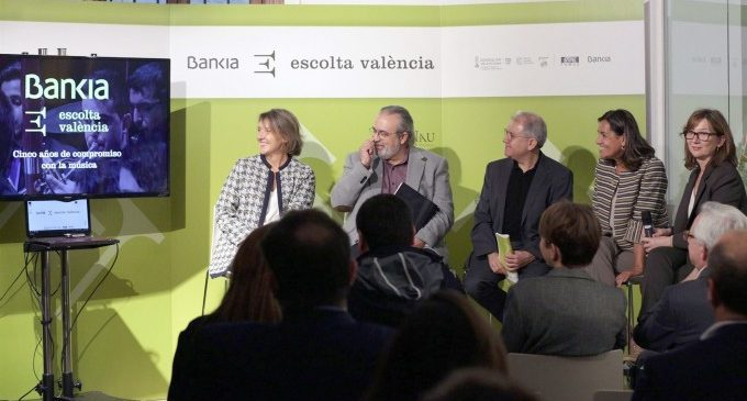 Bankia Escolta València, 4,4 milions per a les societats musicals de la Comunitat Valenciana