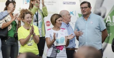 València es bolca en la lluita contra el càncer