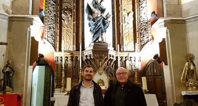 Primers passos per a la rehabilitació de la Casa Natalícia de Sant Vicent Ferrer