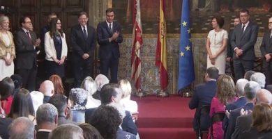 32 personas y entidades reciben los Premis 9 d'Octubre de la Generalitat Valenciana