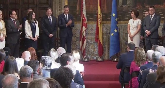 32 persones i entitats reben els Premis 9 d'Octubre de la Generalitat Valenciana