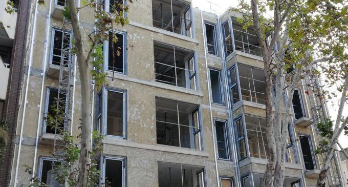 Venut el primer edifici residencial 'verd' de València