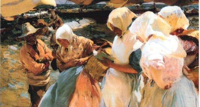 Sorolla, Segrelles i el deixeble de Goya Agustín Esteve arriben a Ontinyent amb 'Memòria de la Modernitat'