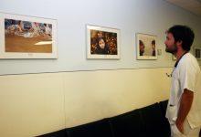 """El Peset decora Oncologia amb imatges de fotògrafs, aficionats i pacients que evoquen senciones """"positives"""""""