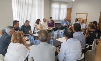 Picassent presenta a la ciutadania el projecte de reforma de l'esplanada de l'Ermita
