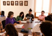 Rocafort i València signen un conveni de col·laboració per a millorar el funcionament del Casal d'Esplai