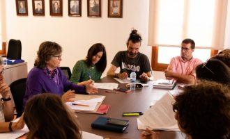 Rocafort y Valencia firman un convenio de colaboración para mejorar el funcionamiento del Casal d'Esplai