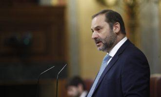 """El PP titlla """"d'indignitat"""" que """"un valencià com Ábalos legitime el pacte PSOE-Bildu a Navarra"""""""