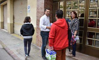 Alfafar emprende medidas por el retraso de la pista multideportiva en la Plaza Cortes Valencianas