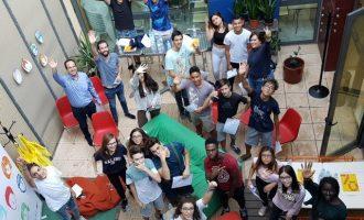 El programa de 'Alumnat Actiu' d'Aldaia compta aquest curs escolar amb un 40% més d'estudiants