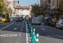 Els cotxes tornen a circular per l'avinguda de l'Oest i el seu entorn després de les obres del pàrquing de Bruixes