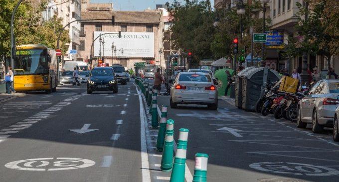 València, entre las ciudades con menos atascos del mundo