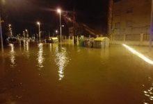 L'Agència de Meteorologia eleva l'avís a roig en el litoral nord de Castelló