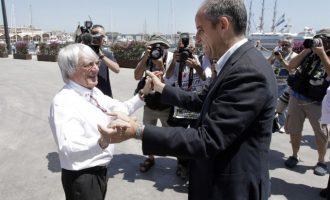 La jutgessa que investiga la construcció del circuit de F1 de València obri judici oral a Camps