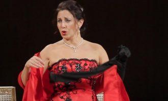 La soprano Carmen Avivar homenatjarà a Montserrat Caballé amb un recital líric en la Fundació Bancaixa