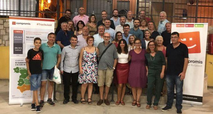 Compromís Burjassot celebra primàries  per formar la llista electoral