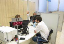 L'atur a la Comunitat Valenciana baixa en 8.500 persones en el tercer trimestre fins a una taxa del 10,6%
