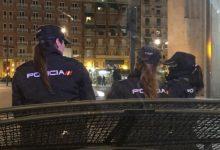 Detingut després d'intentar violar a una dona de matinada en el carrer a València