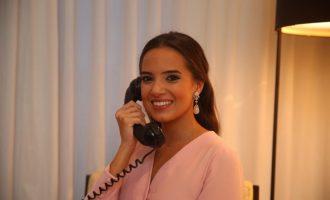 Marina Civera, Fallera Major de València 2019