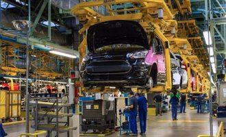 Constituïda la Comissió Negociadora de l'ERTO de Ford Almussafes, que afectarà 5.709 treballadors