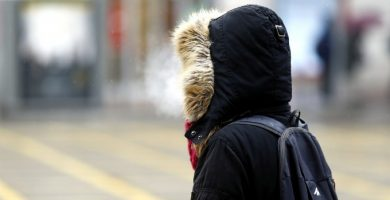L'onada de fred desplomarà els termòmetres fins als 0°C a València