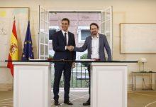El Govern espanyol i Podem pacten apujar el salari mínim a 900 euros el 2019