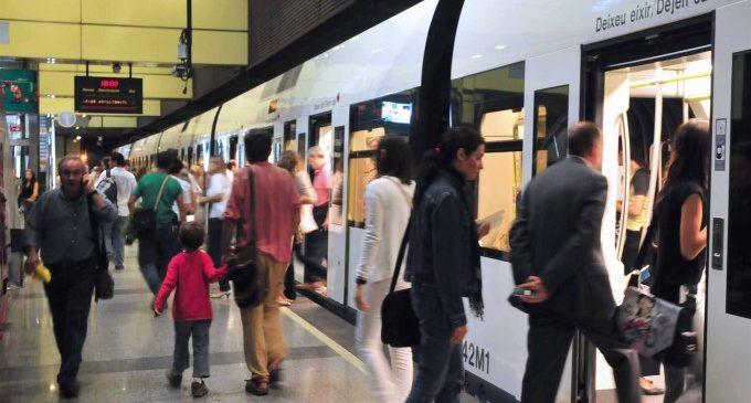 Metrovalencia oferirà servei nocturn tota la nit en la Nit de cap d'any