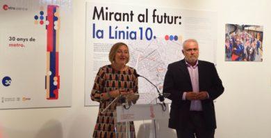 Salvador: '30 anys després de la seua engegada Metrovalencia segueix creixent amb el projecte de la nova Línia 10'