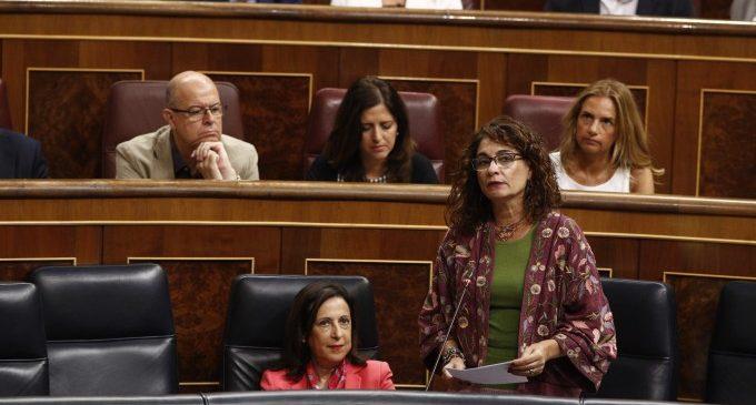 """El Govern promet avançar millores a la Comunitat Valenciana fins a """"la solució definitiva"""": reformar el finançament"""