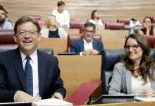 Compte enrere per a la reunió del Botànic i la possible reconciliació entre Puig i Oltra