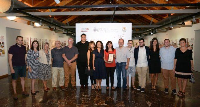 El Museu de la Rajoleria compleix 18 anys amb el suport massiu de la ciutadania de Paiporta
