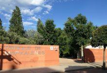 Las instalaciones deportivas elementales (IDES) de los parques y jardines de València se mantendrán cerradas