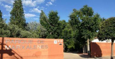 Les instal·lacions esportives elementals (IDES) dels parcs i jardins de València es mantindran tancades