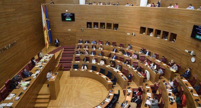 Les Corts Valencianes es constituiran el 16 de maig amb el Botànic en disposició de reeditar-se