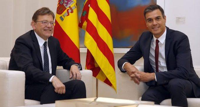 Les promeses de Sánchez: Finançament just i revisió del deute