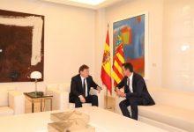 Sánchez es compromet amb Puig a destinar el 10% de les inversions dels PGE de 2019 a la Comunitat