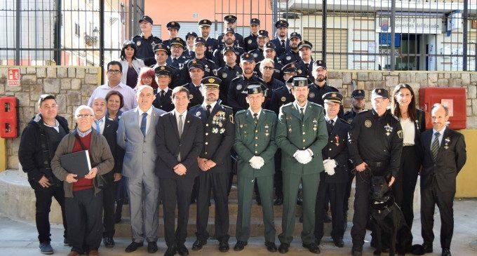 La Unitat Themis de la Policia Local de Burjassot ha controlat 21 ordres de protecció des de la seua creació